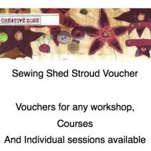 freehand machine embroidery art and learn to 'draw' with the machine., Stroud, Gloucestershire, creative, textiles, courses, workshop. Stroud international Textiles Festival, SIT. Sewing courses, Pattern drafting, Sewing Bee, Sewing Shed Stroud, making clothes, kids sewing, teen sewing, creative sewing, sewing classes Stroud, sewing in Gloucestershire, weekly classes, ongoing group, private sewing classes, textiles, making clothes, pattern cutting,
